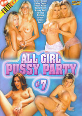All Girl Pussy Party #07