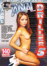 Anal Driller #05