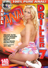 Anal Driller #07