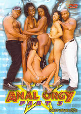 Anal Orgy #03