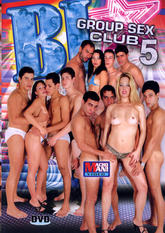 Bi Group Sex Club #05