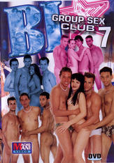 Bi Group Sex Club #07