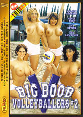 Big Boob Volleyballers #02