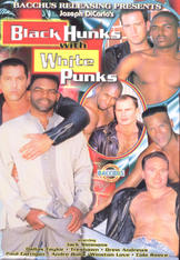 Black Hunks White Punks #02