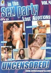 In The Sex Party Lost Auditions #04