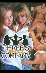 Threes Definetely Company