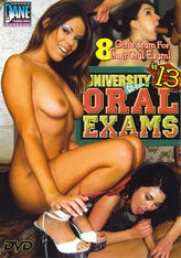 University Co-Eds Oral Exams #13